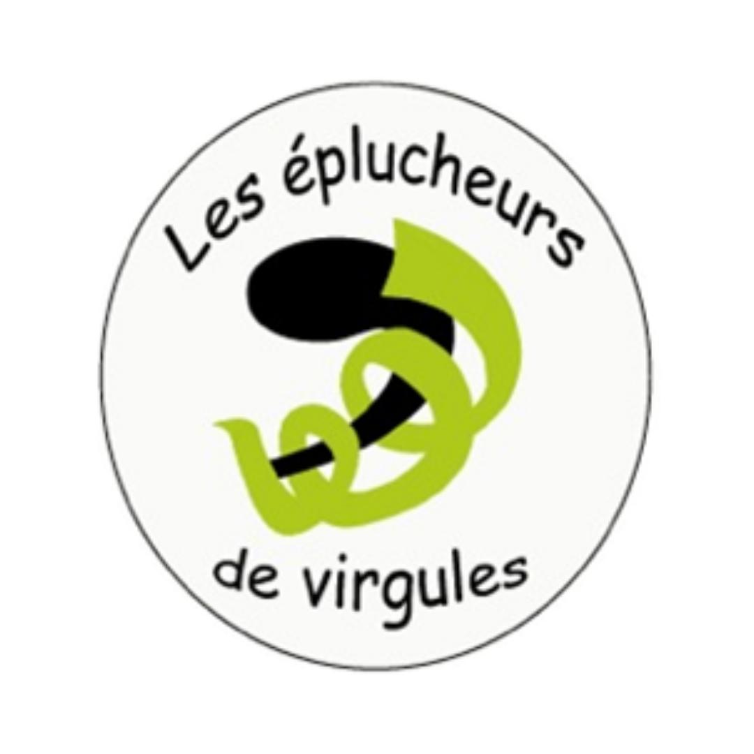 Logo des Éplucheurs de Virgules
